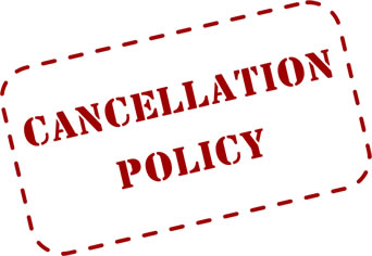 Cancellations & more…