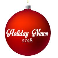 Holiday 2018 Pilates News